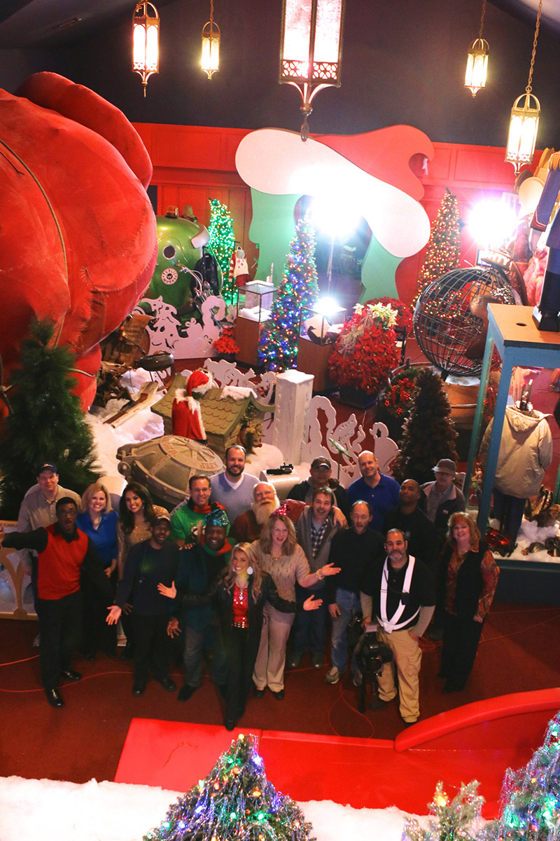 America\'s Largest Indoor Year Round Christmas Entertainment ...