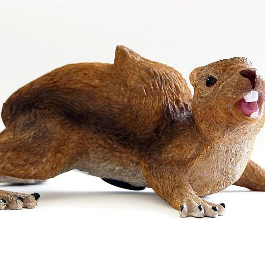 Christmas Vacation Squirrel.Officially Licensed Warner Brothers Products