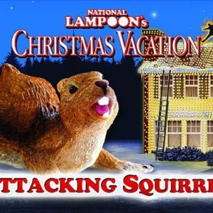 National Lampoon's Christmas Vacation Squirrel