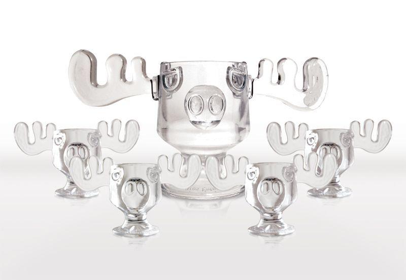 moose mug punch bowl combo 4 - Moose Mugs Christmas Vacation